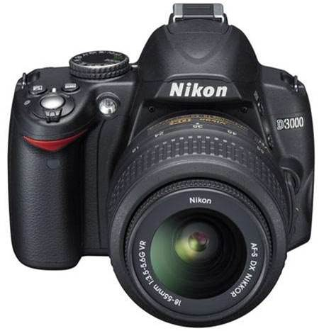 Nikon's D3000 has the potential, but the price is still too high
