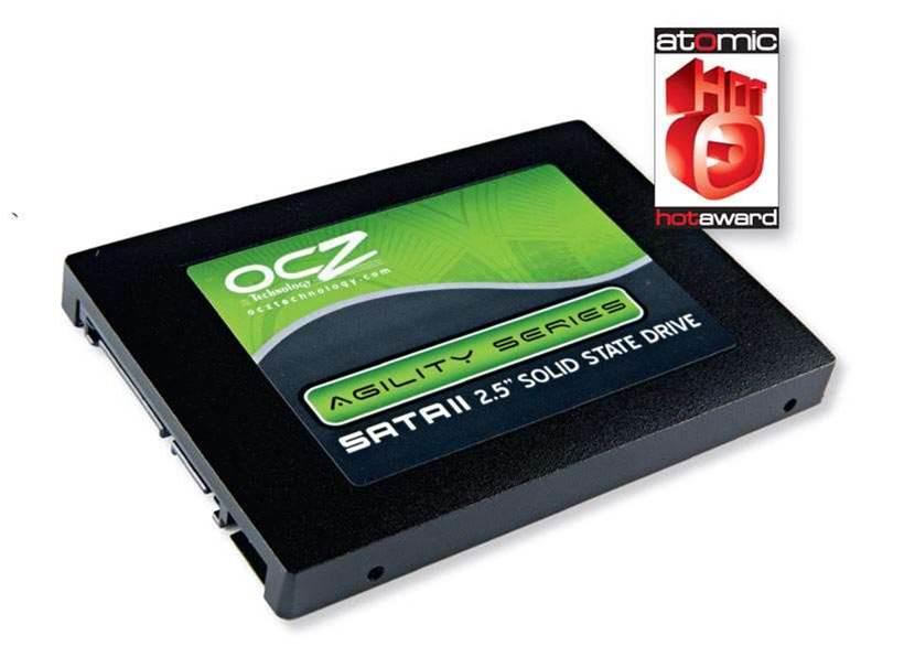 OCZ Agility 120GB SSD