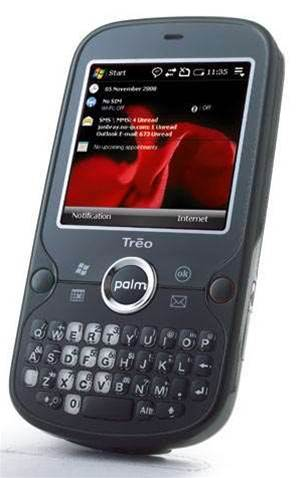 Palm Treo Pro, takes on the Blackberry Bold