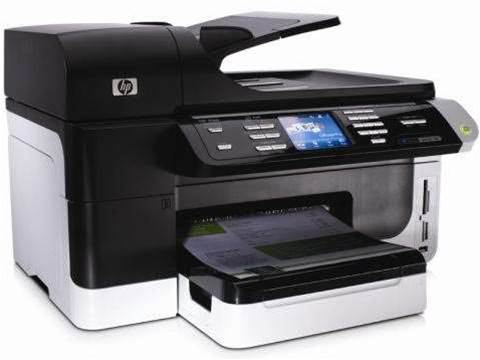 HP's Officejet Pro 8500 printer is a good office inkjet all-in-one alternative