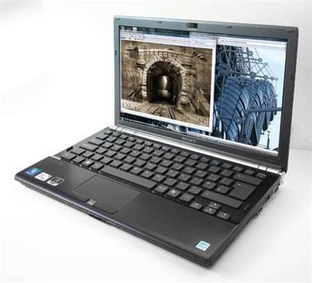 Sony VAIO VGN-Z56GG/B, the best ultraportable Sony has produced to date