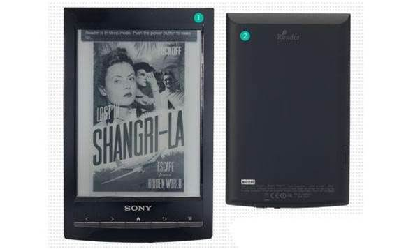 Sony Reader Wi-Fi reviewed