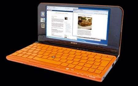 Sony VAIO P Series (2nd gen), the only fully fledged laptop that can slip into a jacket pocket