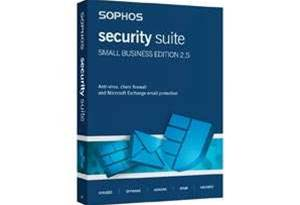 Sophos Security Suite SBE 2.5