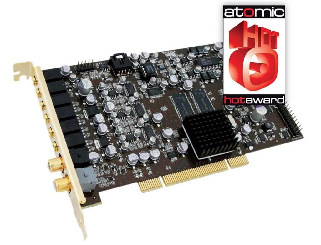 Auzentech X-Fi Prelude 7.1
