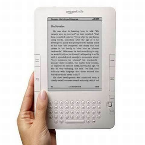 Amazon Kindle International: clunky proprietary formats, woefuel e-book store and US-centric design make for an unappealing device