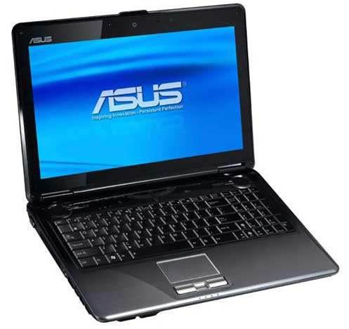 Asus M60J: Core i7 powered laptops don't get much better than this