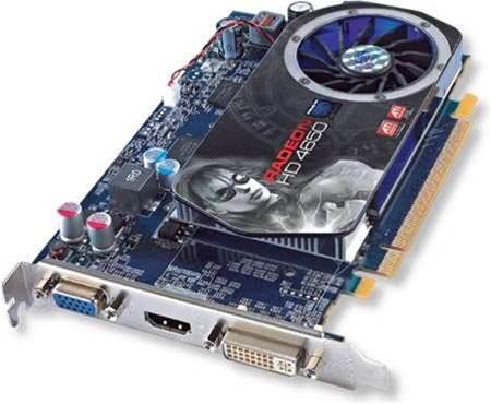 ATI Radeon HD 4650