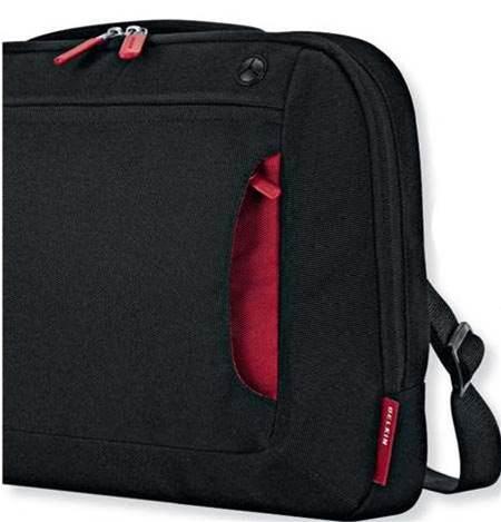 Belkin's 12' Messenger bag is built for business travellers on the go