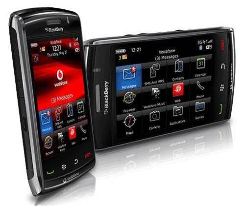 Preview: The RIM BlackBerry Storm2 9520 excels in the touchscreen department