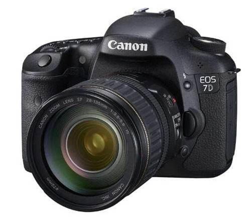 Canon's EOS 7D boasts exceptional image quality and HD video for less than a pro DSLR