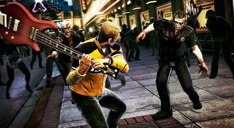 Dead Rising 2 a good example of PC fail