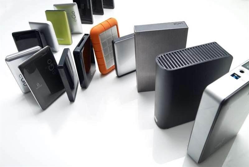 Group test: USB 3 hard disks