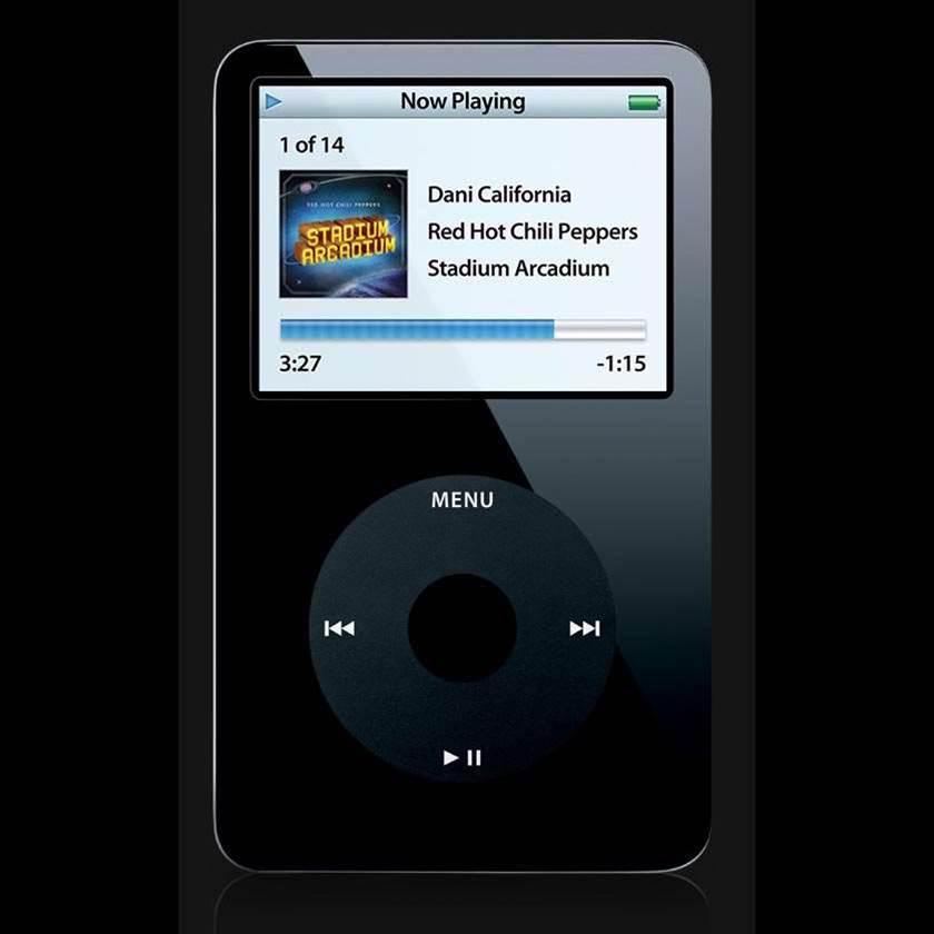 iPod 80GB