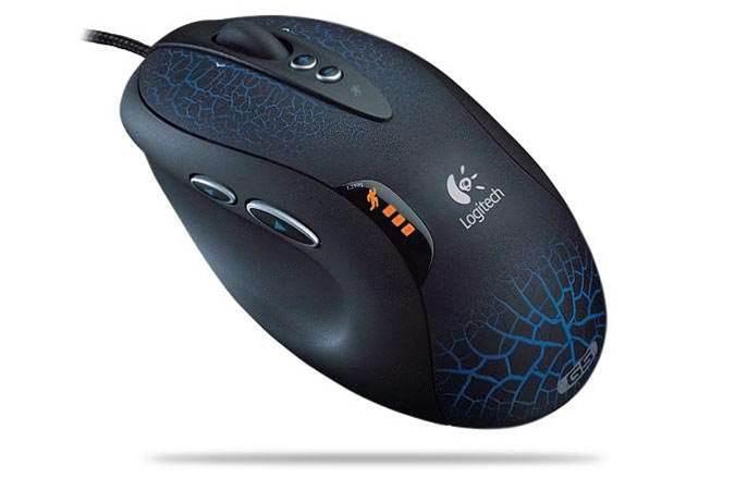 Logitech G5 mouse