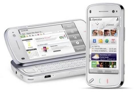 Nokia's N97 lacks design flair, held down by unresponsive keyboard and sluggish performance