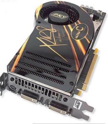 Nvidia GeForce 8800 Ultra
