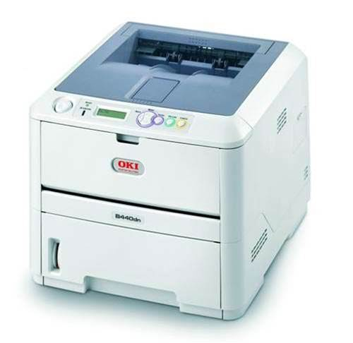 Oki's B440dn laserjet printer scores well with cheap consumerables