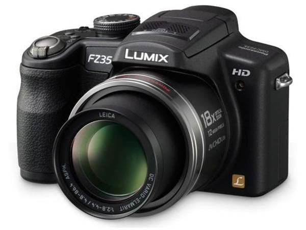 Panasonic's Lumix FZ-35: Neither compact, nor DSLR - but a great hybrid camera