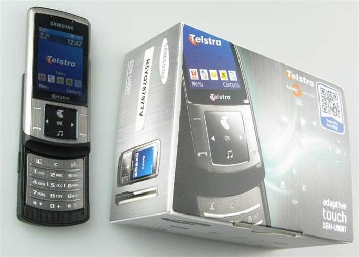 First Look: Samsung U900T, adapt to touch