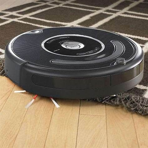 Bust those dust mites with the iRobot Roomba 577
