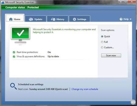 Microsoft Security Essentials: our verdict on Microsoft's stripped-down virus protection