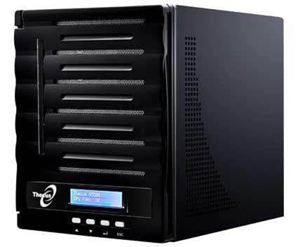 Thecus N5500 NAS may be too pricey for most storage fans