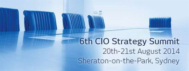 6th CIO Strategy Summit