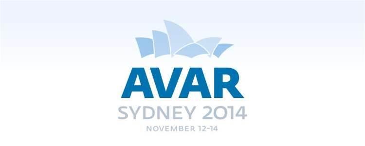 AVAR conference 2014