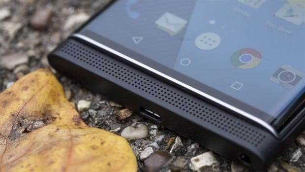 Can Blackberry's first Android turn its fortunes in Australia?