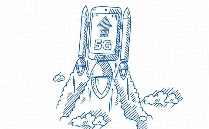 5G speeds will drag users into the 21st century