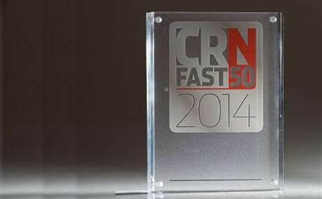 Dive into the data behind the 2014 CRN Fast50