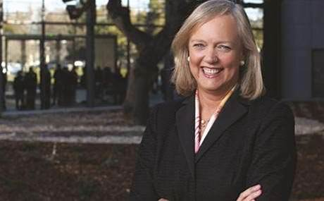Meg Whitman's masterplan for partners