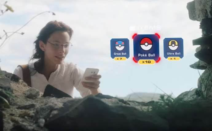 Apple should be worried about Pokémon Go!