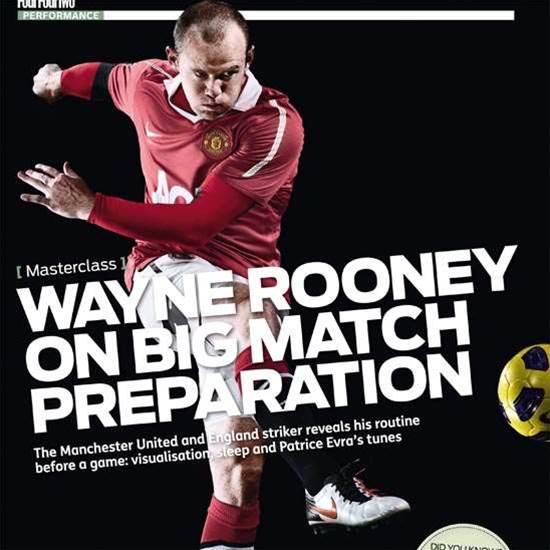 Prepare Like Rooney, Catch Wenger's Eye