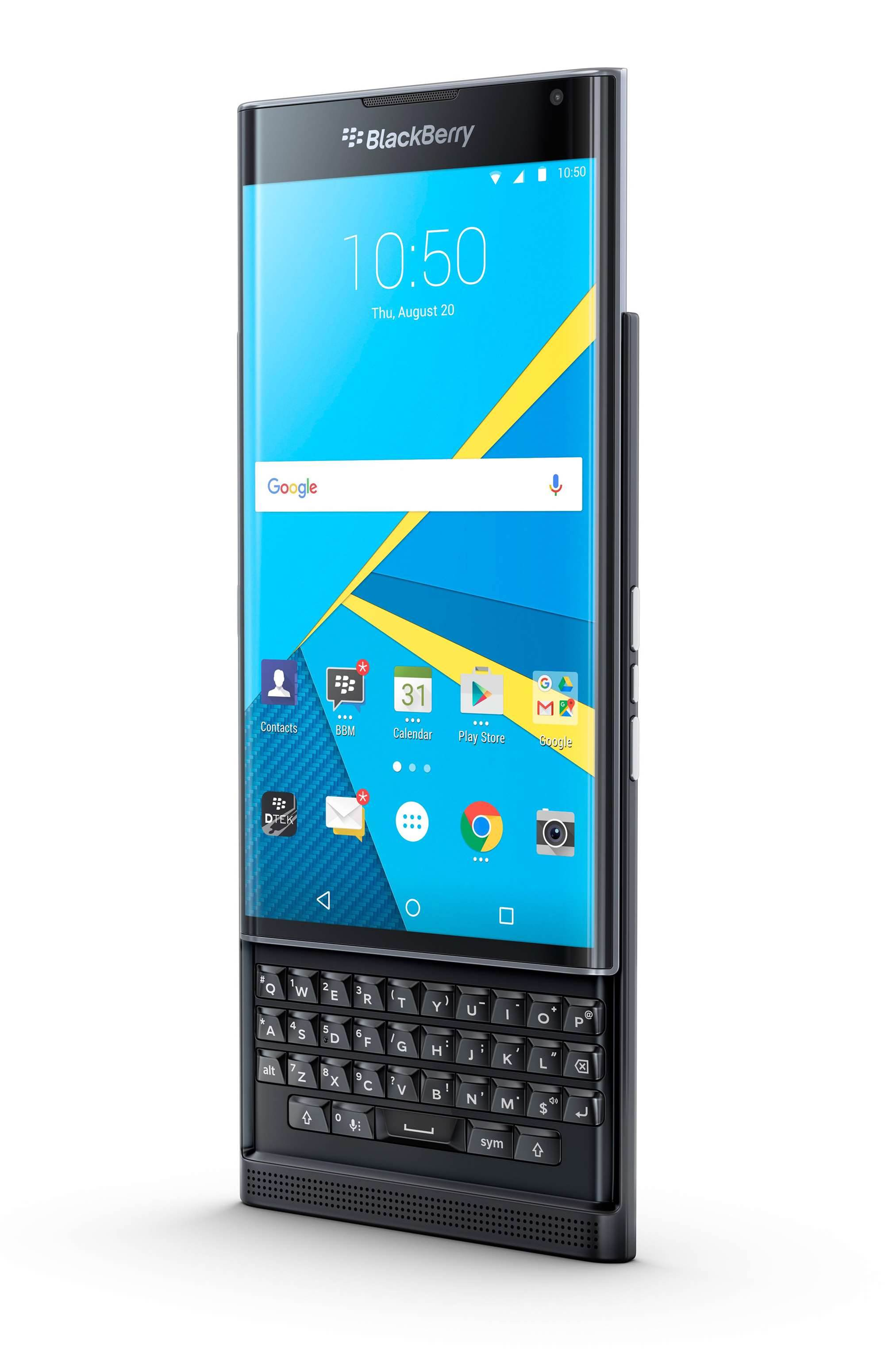 Review: BlackBerry's Priv