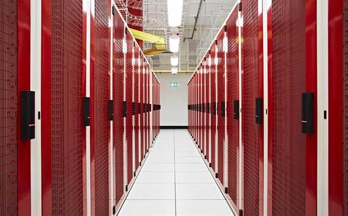 Inside tomorrow's smarter data centre