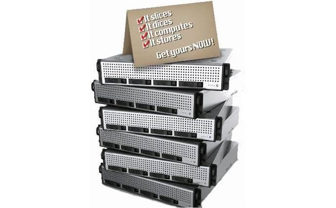 Reaping the benefits of converged infrastructure