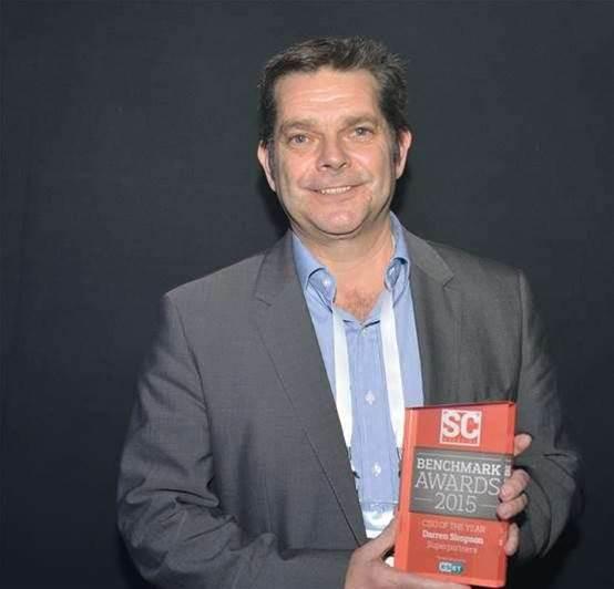 Superpartners wins SC Benchmark Awards