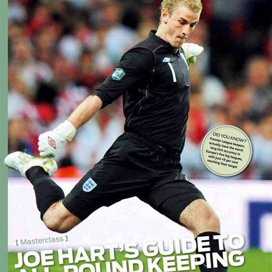 Keep Like Hart, Handle Pressure Like Rooney