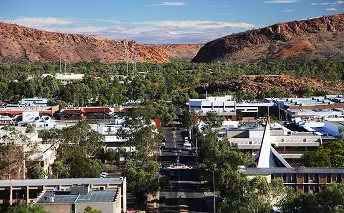 Regional resellers: Alice Springs
