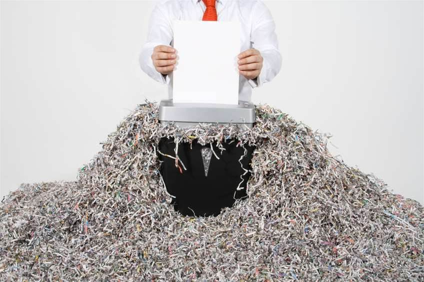 How to dispose of documents securely