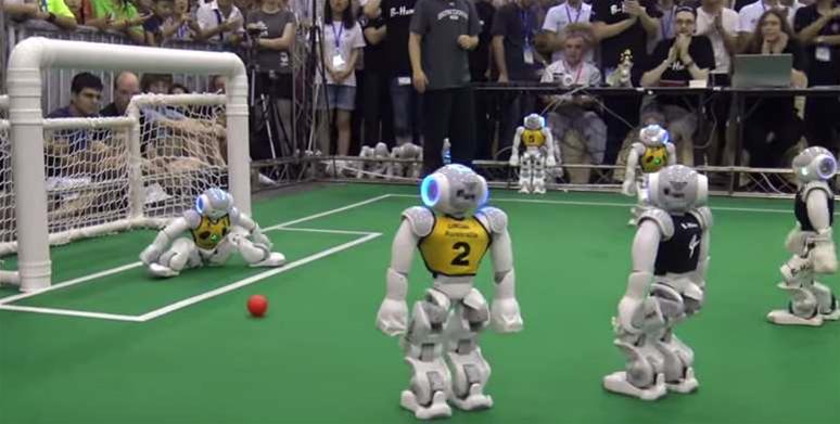 How Australia won the robot soccer world cup
