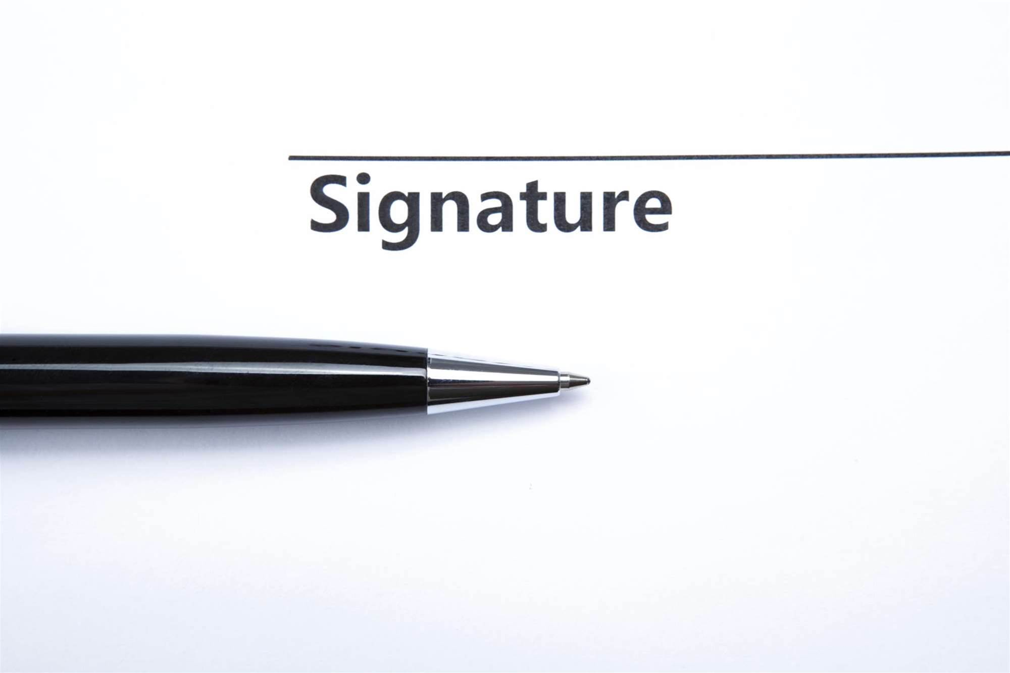 Inside the legalities of digital signatures