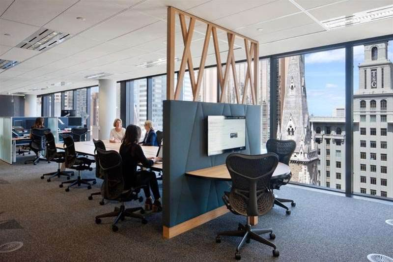 How Westpac is using tech to transform its 200-year old workplace