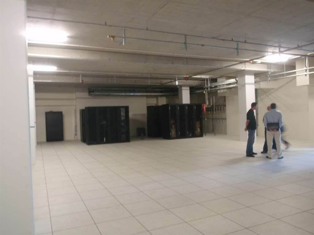 Inside Vocus' Sydney data centre expansion