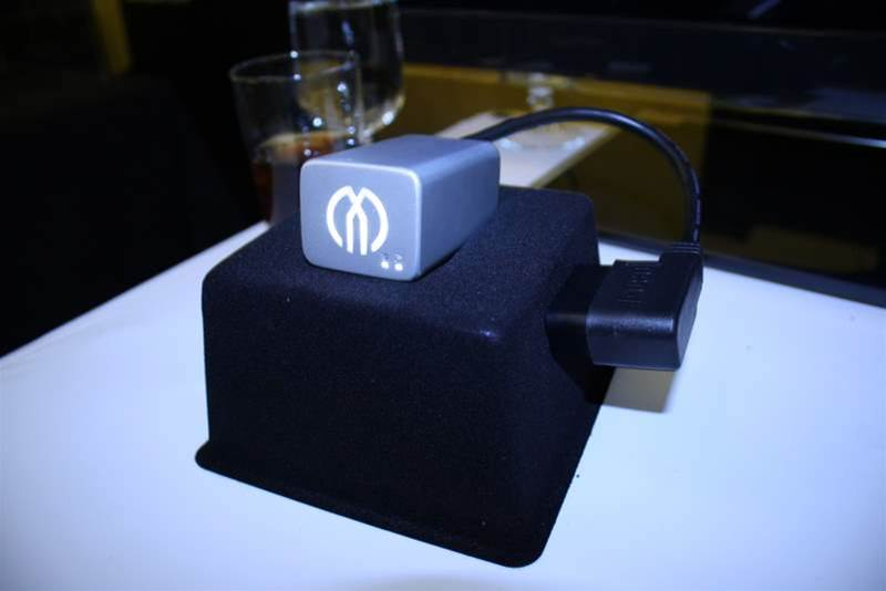 Photos: Weird and wonderful tech at CES 2011