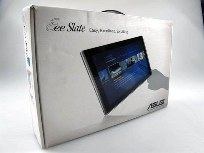 Unboxed: ASUS Eee Slate EP121, a Windows tablet with a Core i5 chip