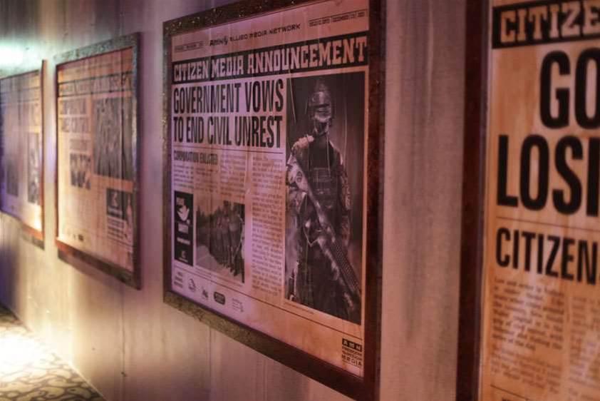 Atomic's Crysis 2 big night out!