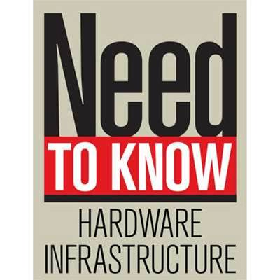 Need to know: Hardware infrastructure vendors